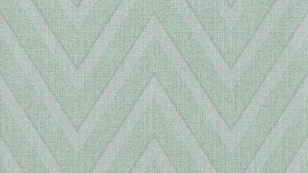 Vinyltapete Hygge Livingwalls Modern Blau Grün 844