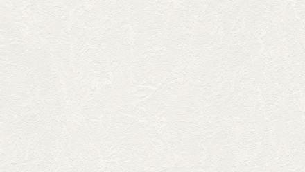 Vinyltapete weiß Modern Klassisch Uni Flavour 804