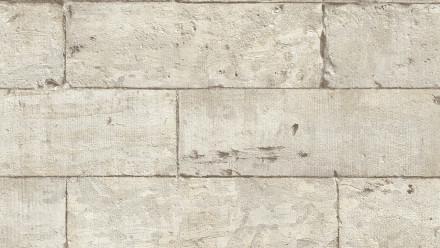 Vinyltapete Steintapete beige Modern Klassisch Steine Authentic Walls 2 201