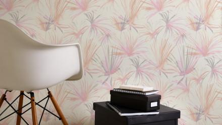 Vinyltapete rosa Modern Blumen & Natur Colibri 241