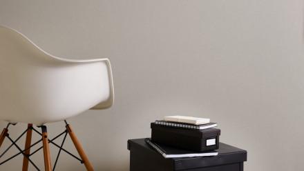 Vinyltapete beige Modern Uni Flavour 046