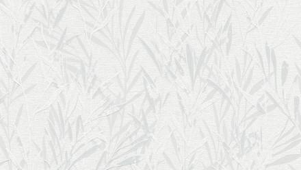 Vinyltapete grau Modern Landhaus Blumen & Natur Flavour 121