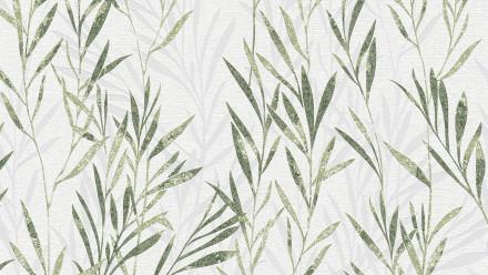 Vinyltapete grün Modern Landhaus Blumen & Natur Flavour 123