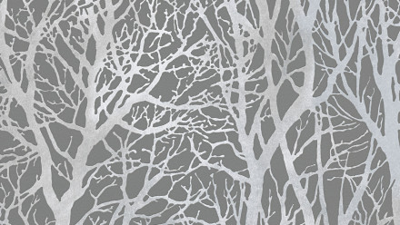 Vinyltapete Designpanel grau Modern Blumen & Natur Bilder Kinder Pop.up Panel 3D 232