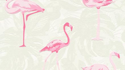Vinyltapete Designpanel rosa Modern Blumen & Natur Bilder Pop.up Panel 3D 261
