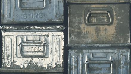 Vinyltapete Designpanel blau Modern Blumen & Natur Bilder Pop.up Panel 3D 431