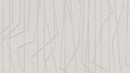 Tapete Emotion Graphic A.S. Création Modern Grau 782