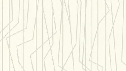 Tapete Emotion Graphic A.S. Création Modern Grau Weiß 783