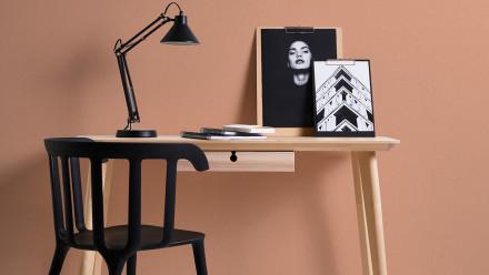 Tapete Emotion Graphic A.S. Création Modern Orange 824
