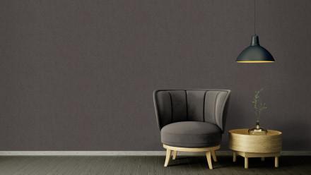 Vinyltapete schwarz Modern Uni Versace 4 503