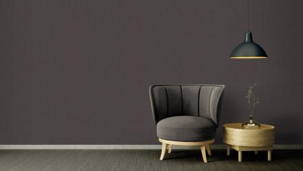 Vinyltapete schwarz Modern Uni Versace 4 504