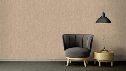 Vinyltapete beige Modern Holz Versace 4 522