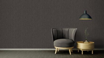 Vinyltapete grau Modern Holz Versace 4 524