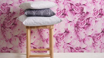 Vinyltapete Neue Bude 2.0 Edition 2 Romantic Flowery A.S. Création Modern Rosa 981