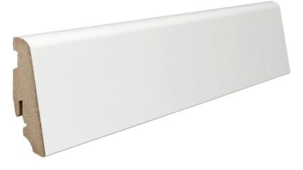 Haro Sockelleiste Minimal White 19 x 58 mm
