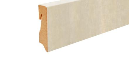 planeo Sockelleiste - Stein perlmutt 466 - 16 x 58 mm