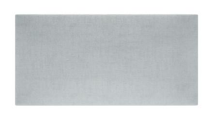 planeo SoftWall - Akustik Wandkissen 60x30cm Hellgrau