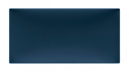 planeo SoftWall - Akustik Wandkissen 60x30cm Dunkelblau