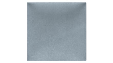planeo SoftWall - Akustik Wandkissen 30x30cm Silbergrau