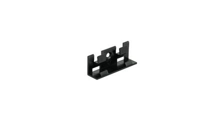 Befestigungsclips Passend für Fußleisten Nr. 4 20 Stück inkl. Schrauben und Dübel ausreichend für ca. 15 lfm