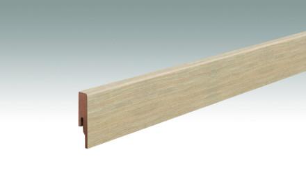 MEISTER Sockelleisten Fußleisten Desert Oak 6998 - 2380 x 60 x 16 mm