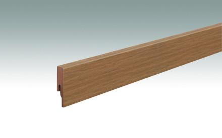 MEISTER Sockelleisten Fußleisten Golden Oak 6999 - 2380 x 60 x 16 mm