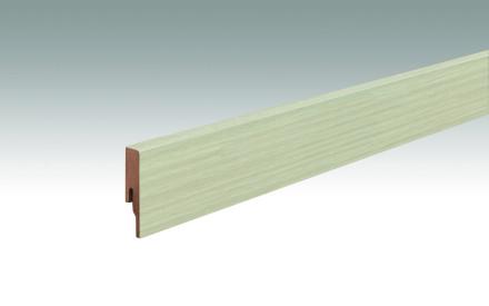 MEISTER Sockelleisten Fußleisten Eiche Park Lane 7331 - 2380 x 60 x 16 mm