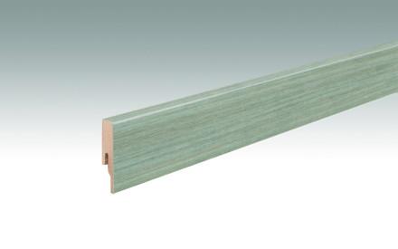 MEISTER Sockelleisten Fußleisten Bowmans Selection 7407 - 2380 x 60 x 16 mm