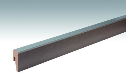 MEISTER Sockelleisten Fußleisten Sandstein beigegrau 6302 - 2380 x 50 x 18 mm