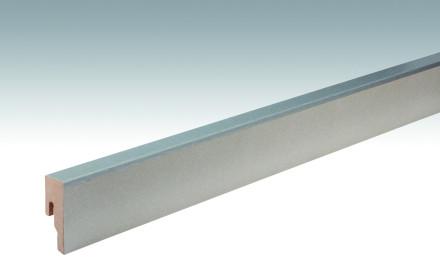 MEISTER Sockelleisten Fußleisten Sandstein lichtgrau 6313 - 2380 x 50 x 18 mm
