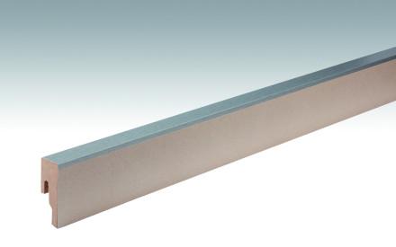 MEISTER Sockelleisten Fußleisten Sandstein hell 6323 - 2380 x 50 x 18 mm