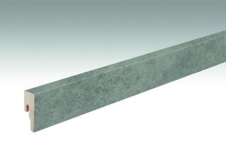 MEISTER Sockelleisten Fußleisten Cosmopolitan Stone 7320 - 2380 x 50 x 18 mm