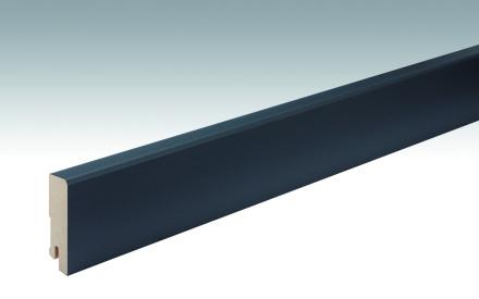 MEISTER Sockelleisten Fußleisten Anthrazit DF 059 - 2380 x 60 x 16 mm