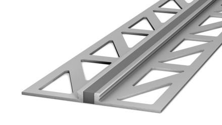 Prinz Aluminium-Dehnfugenprofil 3mm