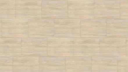 KWG Klick-Vinyl - Antigua Stone Schiefer bianco gefast