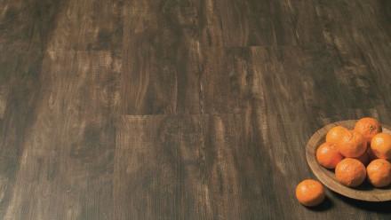 KWG Vinylboden - Antigua Classic Mooreiche - Klebevinyl Landhausdiele (1-Stab)
