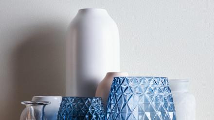 Vinyltapete Meistervlies 2020 Architects Paper Unifarben Weiß Überstreichbar 081