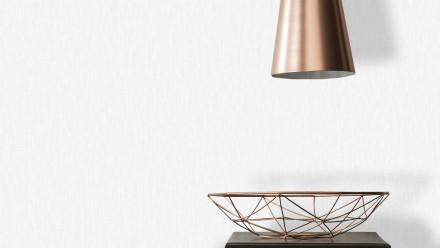 Vinyltapete Meistervlies 2020 Architects Paper Unifarben Weiß Überstreichbar 414