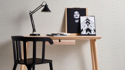 Vinyltapete Meistervlies 2020 Architects Paper Modern Weiß Überstreichbar 015