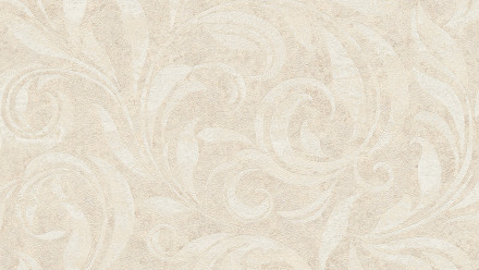 Vinyltapete Nobile Architects Paper Ornamente Beige Creme Metallic 401