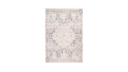 planeo Teppich - Palace 400 Multi / Anthrazit
