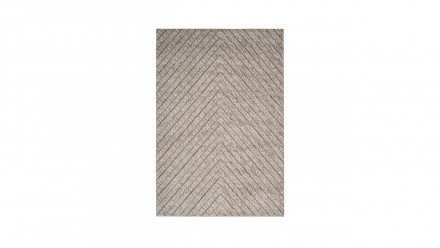 planeo Teppich - Dominica - Delices Silber / Beige