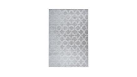 planeo Teppich - Monroe 100 Grau / Blau