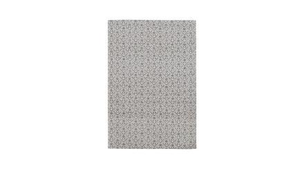 planeo Teppich - Yoga 100 Grau / Creme