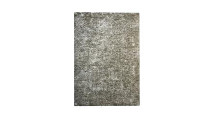 planeo Teppich - Etna 110 Silber / Oliv