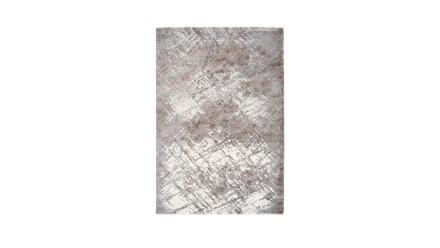planeo Teppich - Sicilia - Licata Beige / Silber