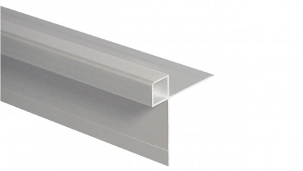 Trespa Proface Außeneckprofil - Aluminium 3000 mm