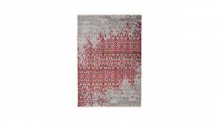 planeo Teppich - Baroque 200 Rot