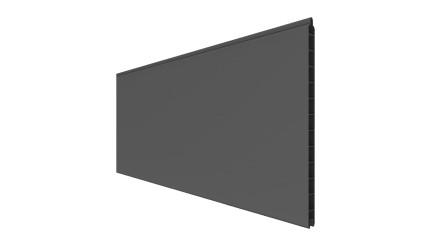 planeo Basic - Einzelprofil Anthrazitgrau