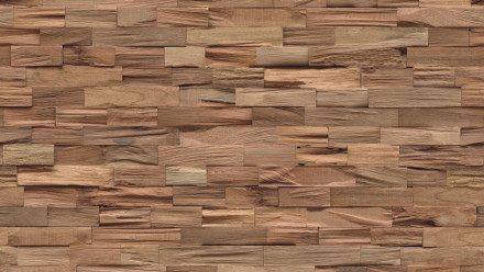 planeo WoodWall - Hatchetwood Bangkirai Nature